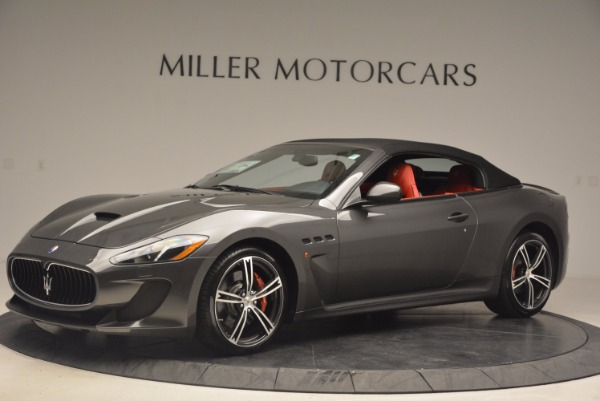 Used 2015 Maserati GranTurismo MC for sale Sold at Maserati of Westport in Westport CT 06880 14