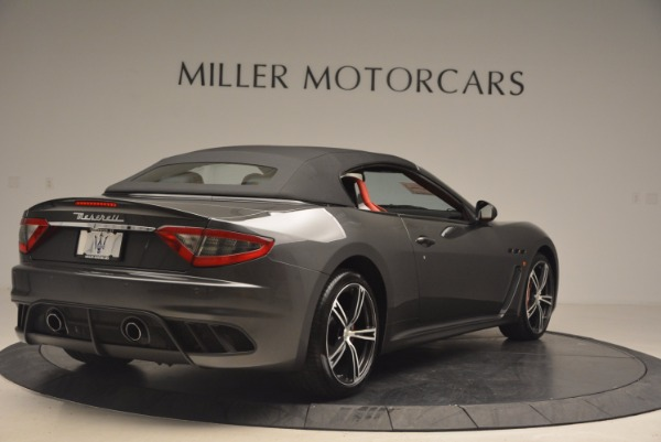 Used 2015 Maserati GranTurismo MC for sale Sold at Maserati of Westport in Westport CT 06880 19
