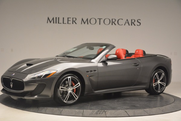 Used 2015 Maserati GranTurismo MC for sale Sold at Maserati of Westport in Westport CT 06880 2