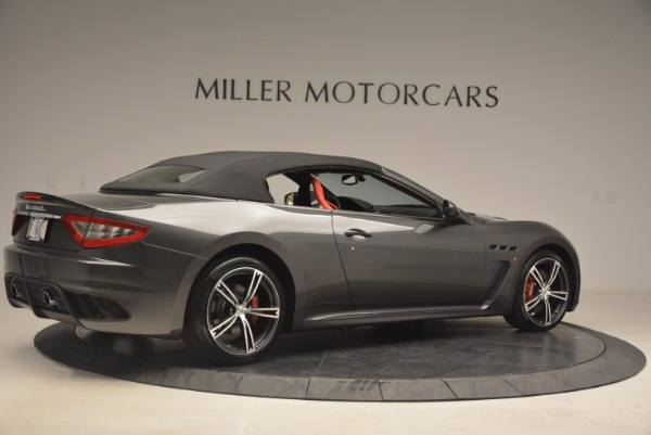 Used 2015 Maserati GranTurismo MC for sale Sold at Maserati of Westport in Westport CT 06880 20
