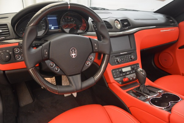 Used 2015 Maserati GranTurismo MC for sale Sold at Maserati of Westport in Westport CT 06880 25