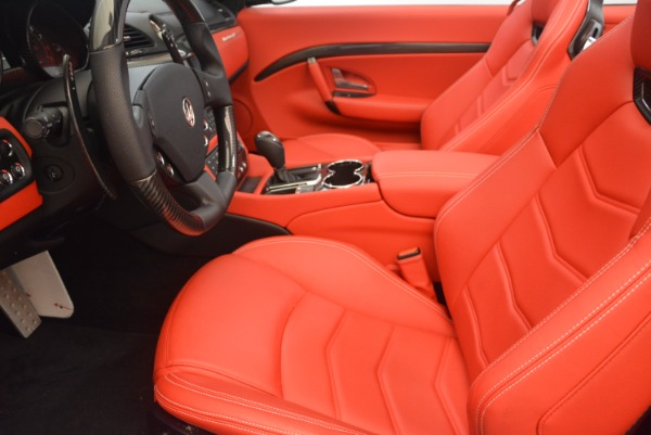 Used 2015 Maserati GranTurismo MC for sale Sold at Maserati of Westport in Westport CT 06880 26