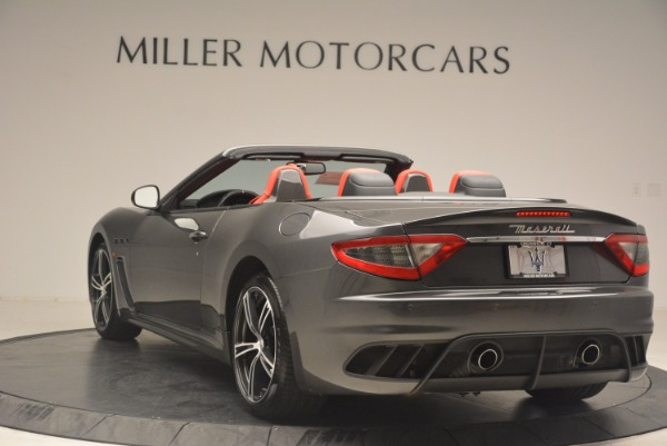 Used 2015 Maserati GranTurismo MC for sale Sold at Maserati of Westport in Westport CT 06880 5