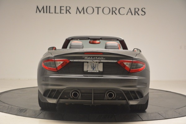 Used 2015 Maserati GranTurismo MC for sale Sold at Maserati of Westport in Westport CT 06880 6