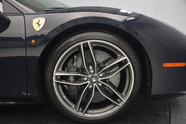 Used 2016 Ferrari 488 GTB for sale Sold at Maserati of Westport in Westport CT 06880 22