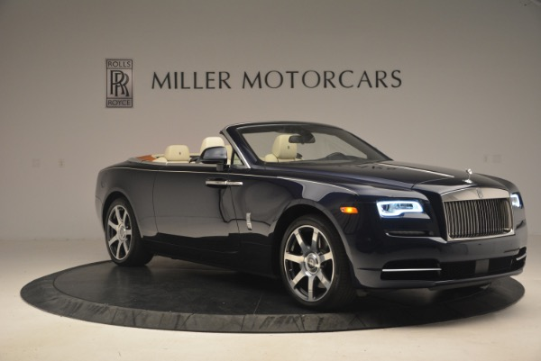 Used 2017 Rolls-Royce Dawn for sale Sold at Maserati of Westport in Westport CT 06880 12
