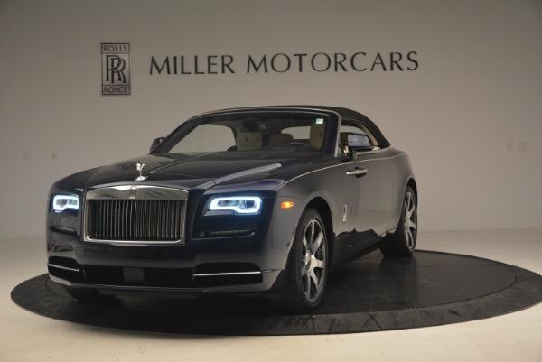 Used 2017 Rolls-Royce Dawn for sale Sold at Maserati of Westport in Westport CT 06880 14