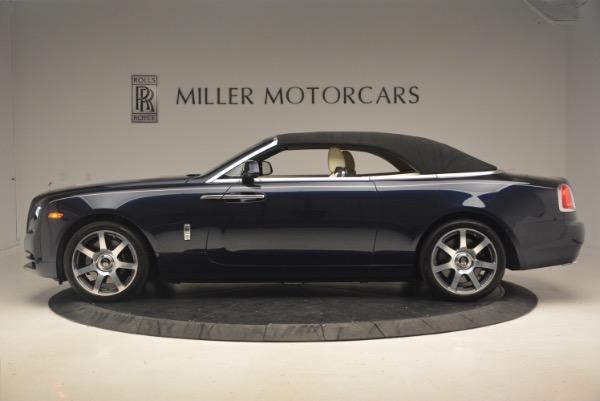 Used 2017 Rolls-Royce Dawn for sale Sold at Maserati of Westport in Westport CT 06880 16