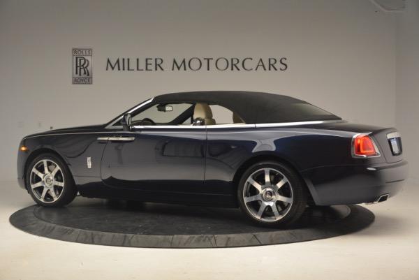 Used 2017 Rolls-Royce Dawn for sale Sold at Maserati of Westport in Westport CT 06880 17