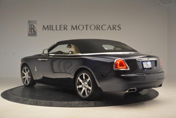 Used 2017 Rolls-Royce Dawn for sale Sold at Maserati of Westport in Westport CT 06880 18