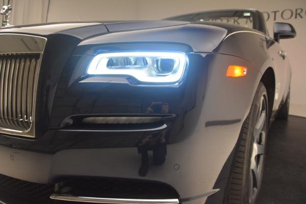 Used 2017 Rolls-Royce Dawn for sale Sold at Maserati of Westport in Westport CT 06880 26