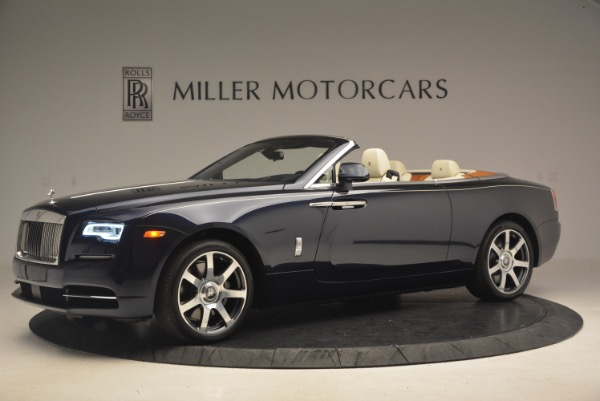 Used 2017 Rolls-Royce Dawn for sale Sold at Maserati of Westport in Westport CT 06880 3