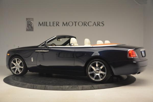 Used 2017 Rolls-Royce Dawn for sale Sold at Maserati of Westport in Westport CT 06880 5