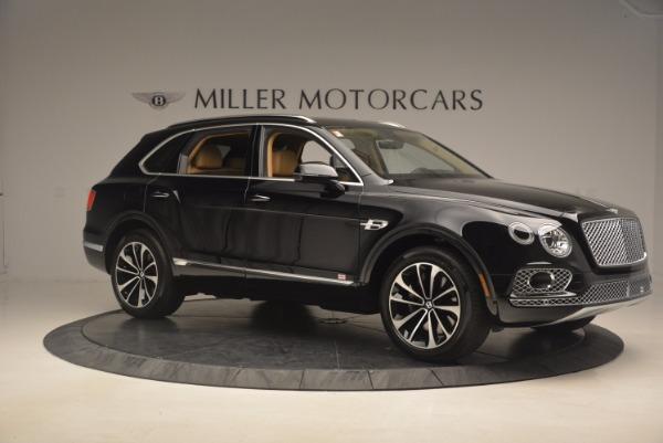 Used 2017 Bentley Bentayga for sale Sold at Maserati of Westport in Westport CT 06880 10
