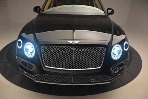 Used 2017 Bentley Bentayga for sale Sold at Maserati of Westport in Westport CT 06880 17