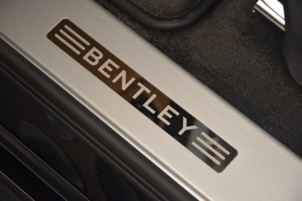 Used 2017 Bentley Bentayga for sale Sold at Maserati of Westport in Westport CT 06880 28