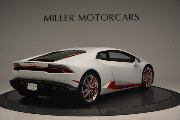 Used 2015 Lamborghini Huracan LP610-4 for sale Sold at Maserati of Westport in Westport CT 06880 10