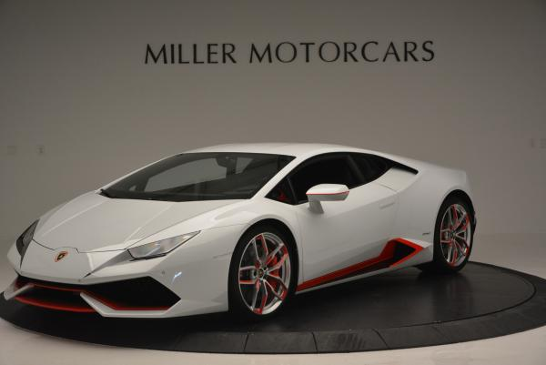 Used 2015 Lamborghini Huracan LP610-4 for sale Sold at Maserati of Westport in Westport CT 06880 2