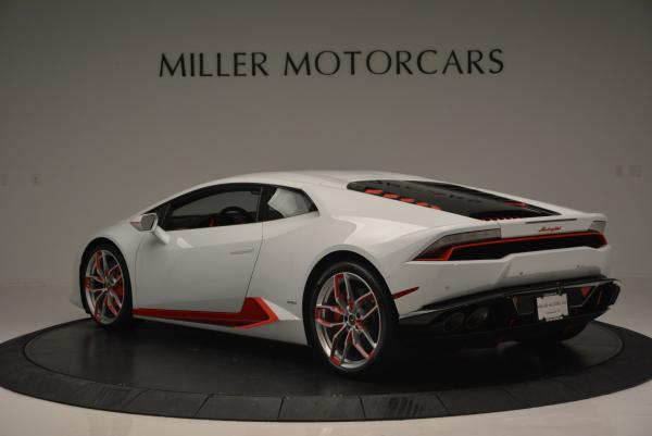 Used 2015 Lamborghini Huracan LP610-4 for sale Sold at Maserati of Westport in Westport CT 06880 5