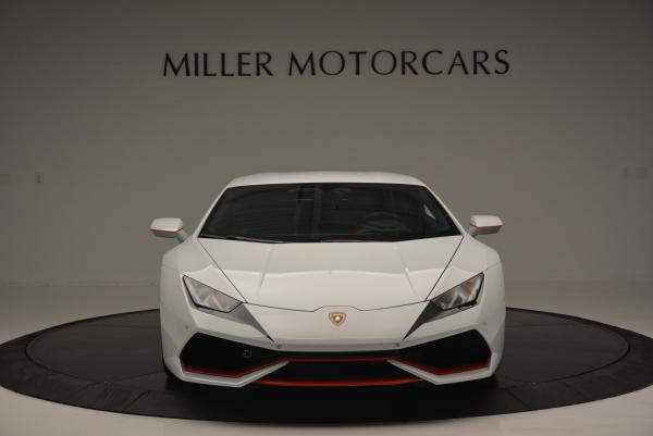 Used 2015 Lamborghini Huracan LP610-4 for sale Sold at Maserati of Westport in Westport CT 06880 8
