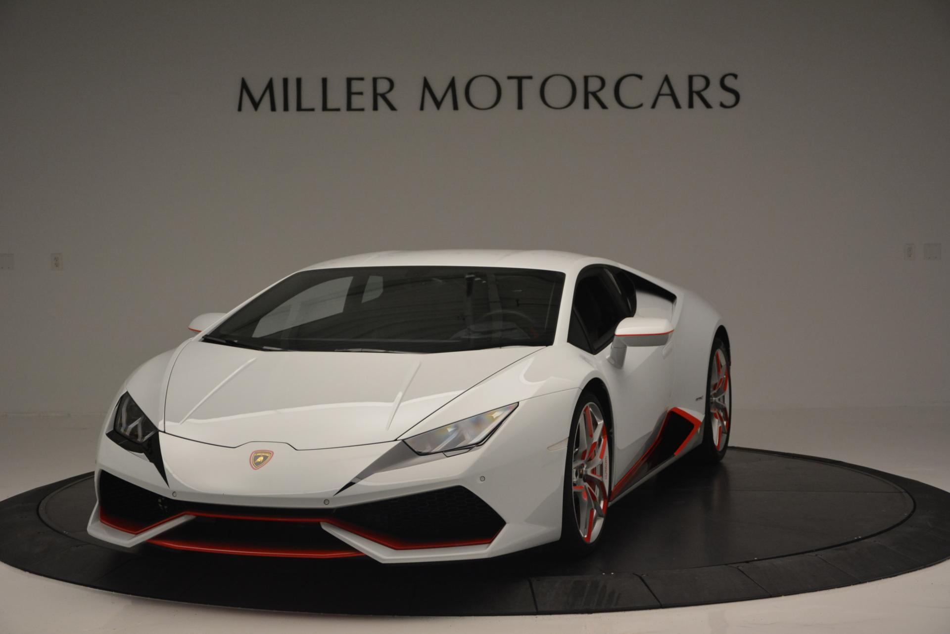 Used 2015 Lamborghini Huracan LP610-4 for sale Sold at Maserati of Westport in Westport CT 06880 1