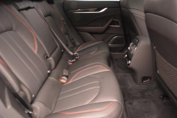 New 2017 Maserati Levante for sale Sold at Maserati of Westport in Westport CT 06880 26