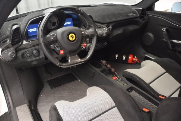 Used 2015 Ferrari 458 Speciale for sale Sold at Maserati of Westport in Westport CT 06880 13