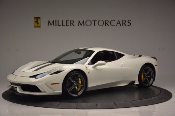 Used 2015 Ferrari 458 Speciale for sale Sold at Maserati of Westport in Westport CT 06880 2