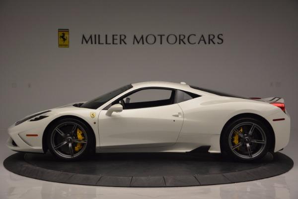 Used 2015 Ferrari 458 Speciale for sale Sold at Maserati of Westport in Westport CT 06880 3