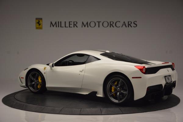 Used 2015 Ferrari 458 Speciale for sale Sold at Maserati of Westport in Westport CT 06880 4