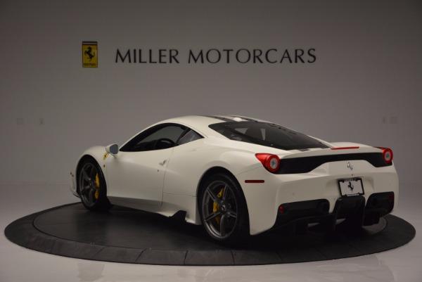 Used 2015 Ferrari 458 Speciale for sale Sold at Maserati of Westport in Westport CT 06880 5