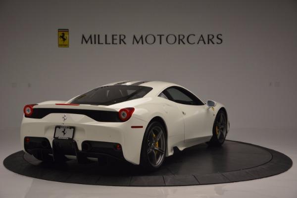 Used 2015 Ferrari 458 Speciale for sale Sold at Maserati of Westport in Westport CT 06880 8