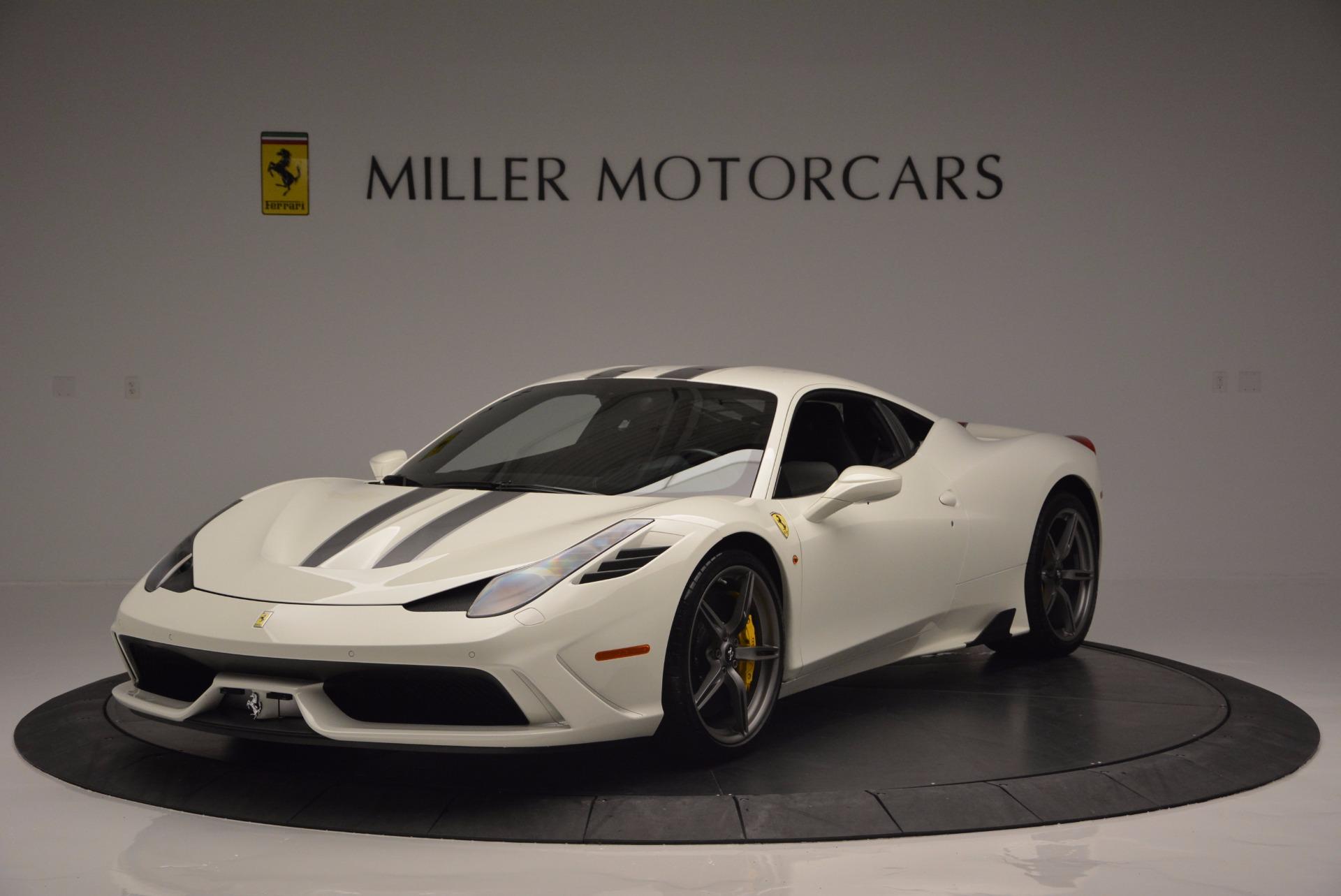 Used 2015 Ferrari 458 Speciale for sale Sold at Maserati of Westport in Westport CT 06880 1