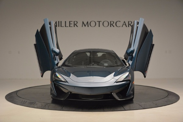 New 2017 McLaren 570S for sale Sold at Maserati of Westport in Westport CT 06880 13
