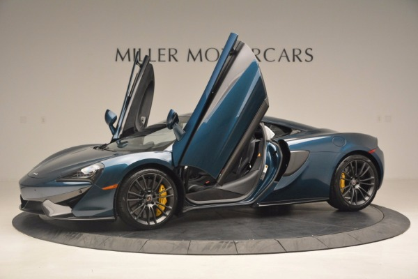 New 2017 McLaren 570S for sale Sold at Maserati of Westport in Westport CT 06880 14