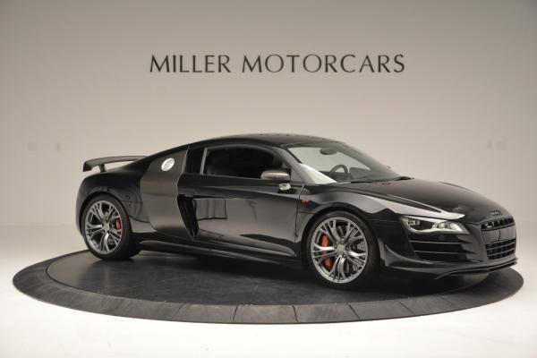 Used 2012 Audi R8 GT (R tronic) for sale Sold at Maserati of Westport in Westport CT 06880 10