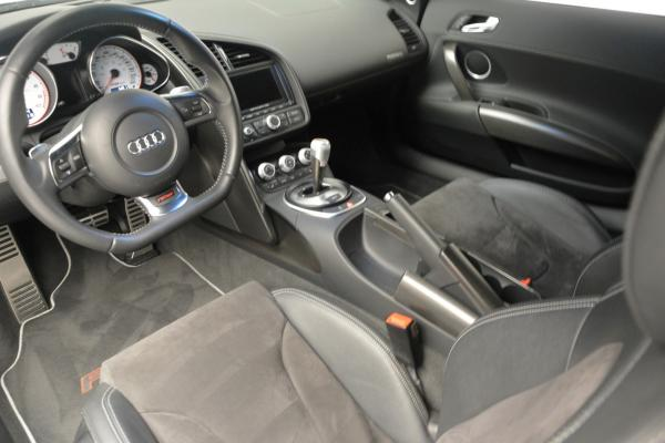 Used 2012 Audi R8 GT (R tronic) for sale Sold at Maserati of Westport in Westport CT 06880 13