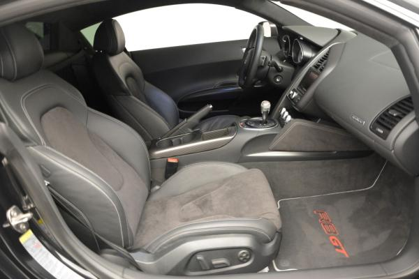 Used 2012 Audi R8 GT (R tronic) for sale Sold at Maserati of Westport in Westport CT 06880 17