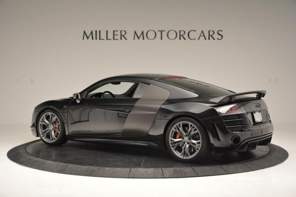 Used 2012 Audi R8 GT (R tronic) for sale Sold at Maserati of Westport in Westport CT 06880 4