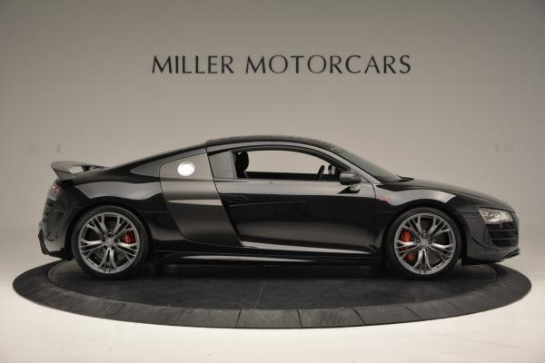 Used 2012 Audi R8 GT (R tronic) for sale Sold at Maserati of Westport in Westport CT 06880 9