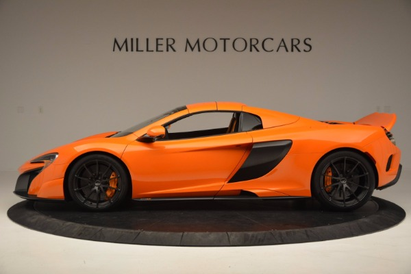 Used 2016 McLaren 675LT Spider Convertible for sale Sold at Maserati of Westport in Westport CT 06880 15