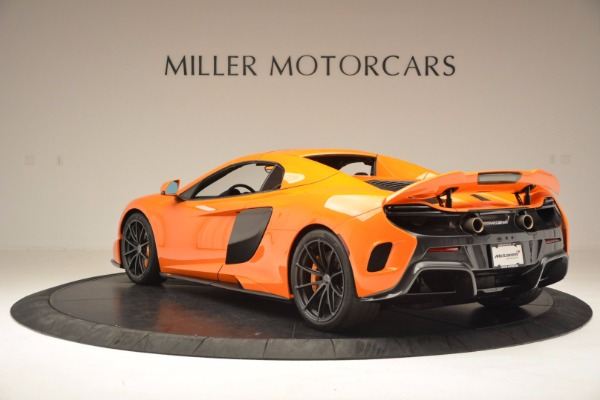Used 2016 McLaren 675LT Spider Convertible for sale Sold at Maserati of Westport in Westport CT 06880 16