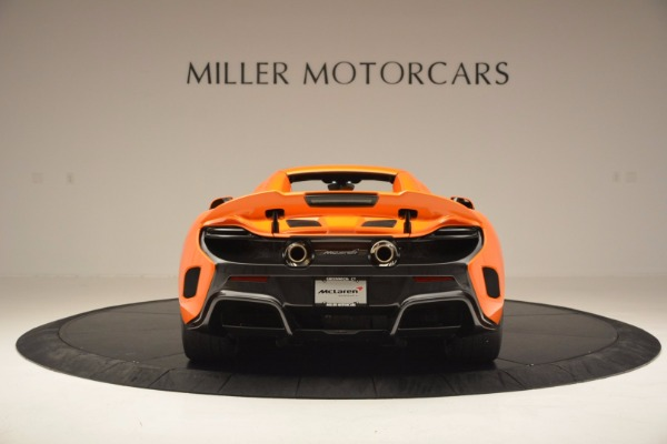 Used 2016 McLaren 675LT Spider Convertible for sale Sold at Maserati of Westport in Westport CT 06880 17