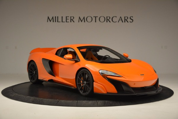 Used 2016 McLaren 675LT Spider Convertible for sale Sold at Maserati of Westport in Westport CT 06880 20