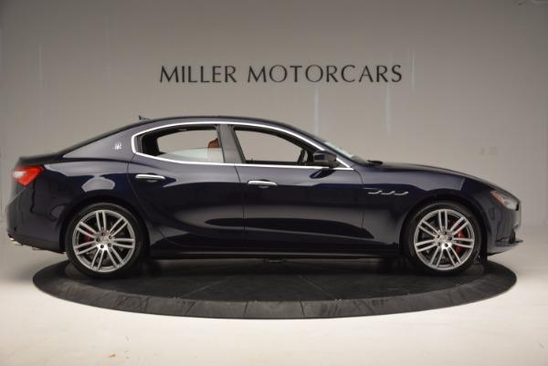 New 2017 Maserati Ghibli S Q4 for sale Sold at Maserati of Westport in Westport CT 06880 8