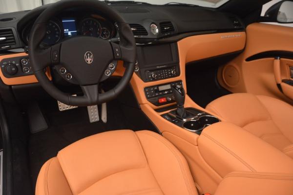 New 2017 Maserati GranTurismo Sport for sale Sold at Maserati of Westport in Westport CT 06880 25