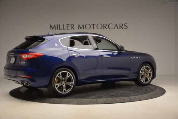 New 2017 Maserati Levante S for sale Sold at Maserati of Westport in Westport CT 06880 7