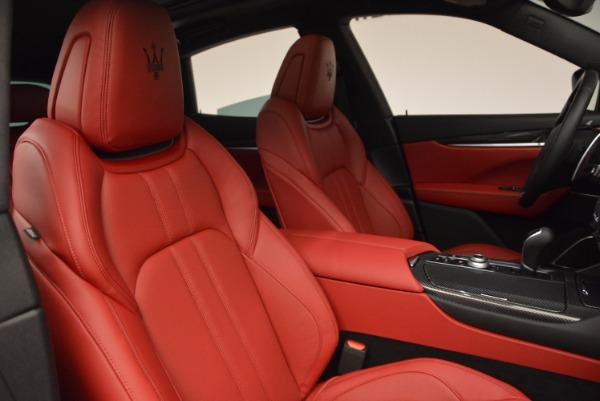 New 2017 Maserati Levante S for sale Sold at Maserati of Westport in Westport CT 06880 19