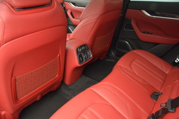 New 2017 Maserati Levante S for sale Sold at Maserati of Westport in Westport CT 06880 22