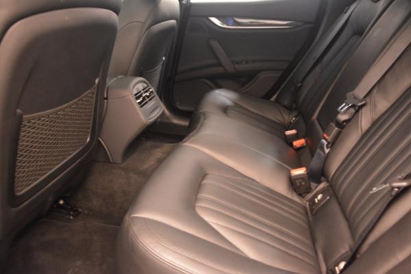 Used 2014 Maserati Ghibli S Q4 for sale Sold at Maserati of Westport in Westport CT 06880 17